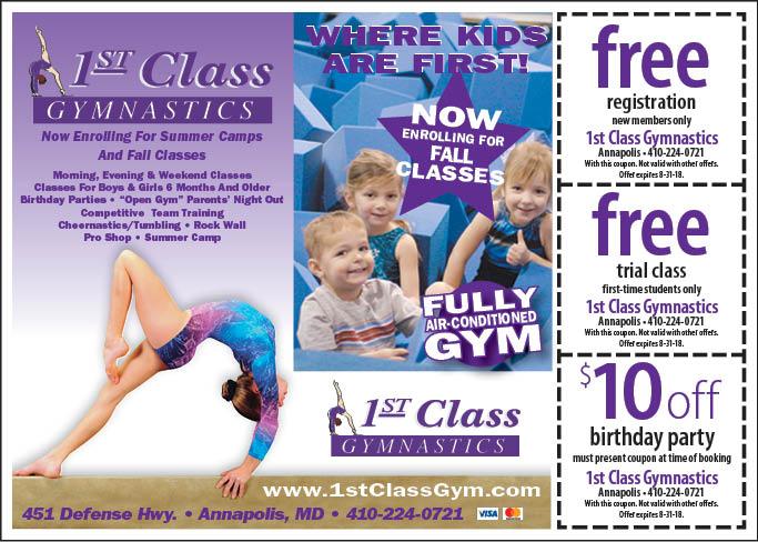 Kindergym and Recreational Gymnastics