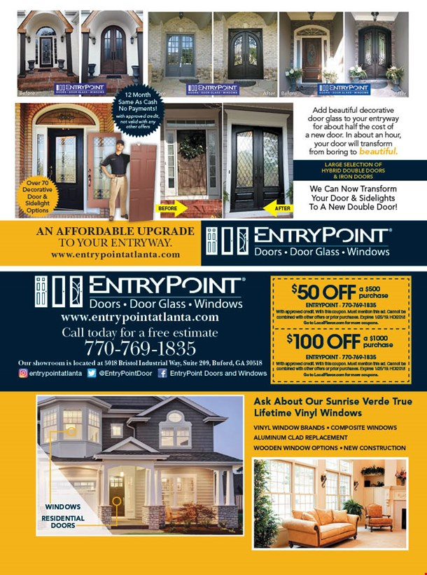 Localflavor Entry Point Doors Coupons