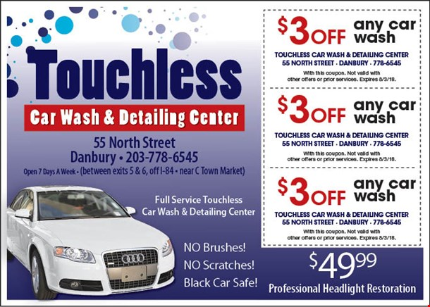 Localflavor touchless car wash coupons magazine image solutioingenieria Image collections