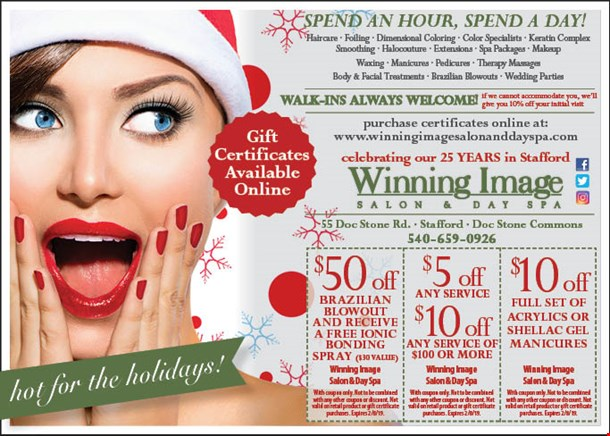 localflavor com winning image salon and day spa coupons