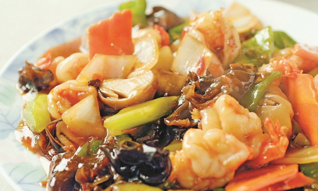 Product image for Mr. Wok $10 For $20 Worth Of Chinese Cuisine