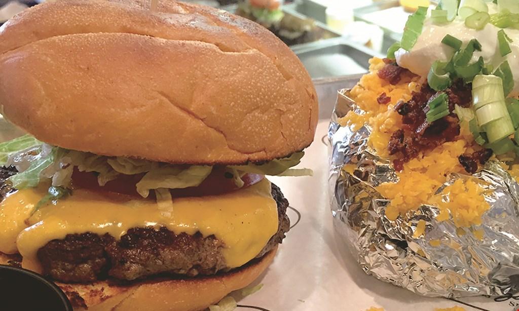 Product image for Desi Vega's Prime Burgers & Shakes $15 For $30 Worth Of Delicious Prime Burgers, Shakes & Much More