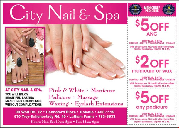 Localflavor City Nail And Spa Coupons