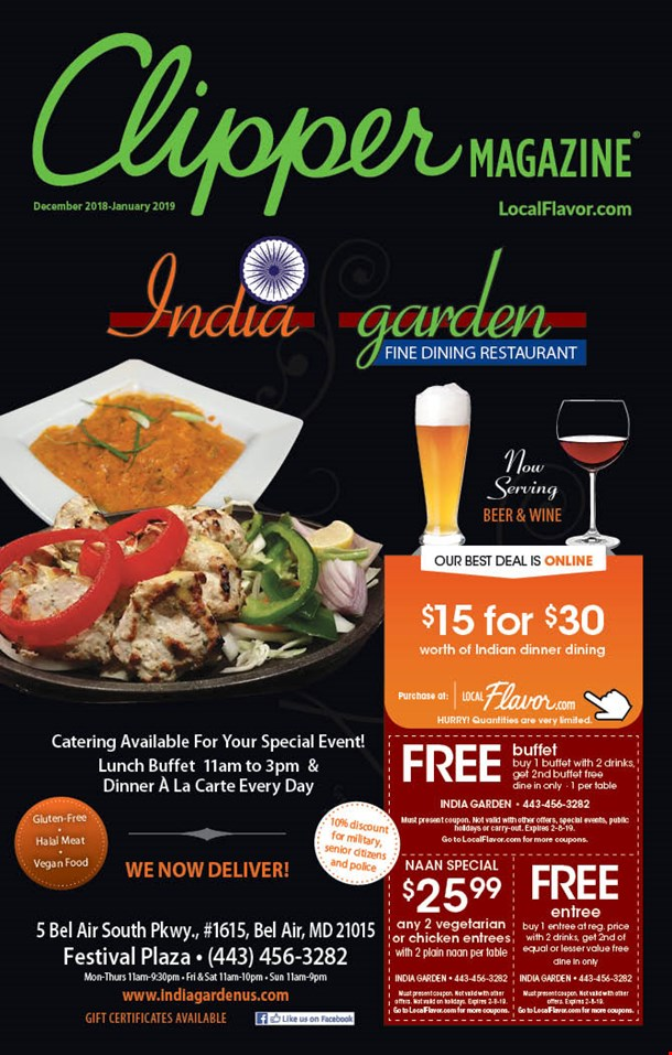 Localflavor Com India Garden 15 For 30 Worth Of Indian Dinner