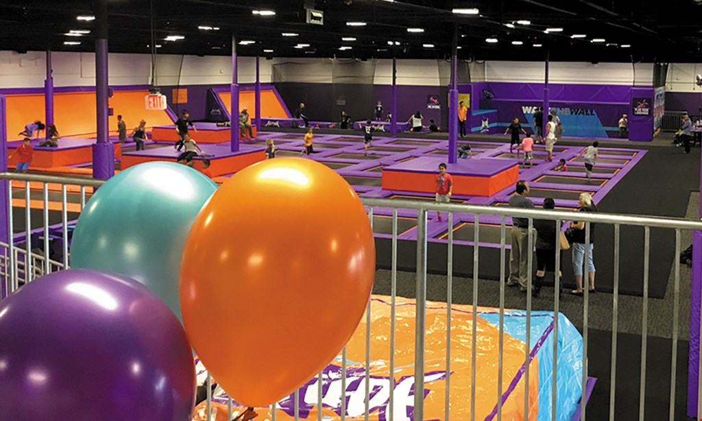 Product image for Altitude Trampoline Park $11.97 For 2 Hours Of General Admission Jump Time For 1 (Reg. $23.95)