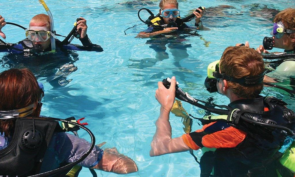 Product image for Blue Water Divers $35 For A 2-Hour Discover Scuba Session For 1 Person, Includes Use Of Equipment & Team Instructor (Reg. $70)