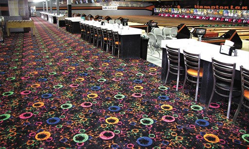 Product image for Hampton Lanes $38 For A Bowling Package For 5 (Reg. $76)