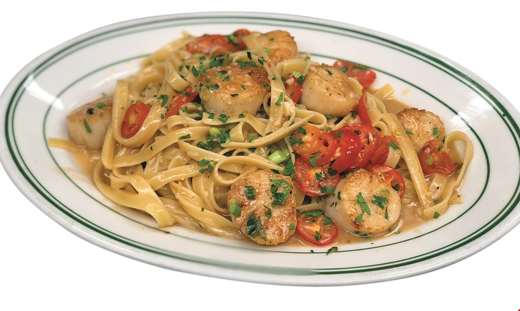 Product image for Red White and Pasta $10 For $20 Worth Of Italian Cuisine