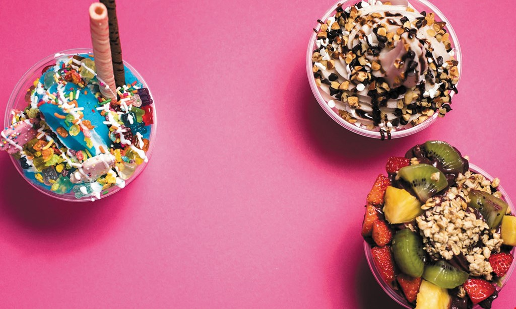 Product image for Cool King Frozen Yogurt & Desserts $10 For $20 Worth Of Premium Frozen Desserts & More