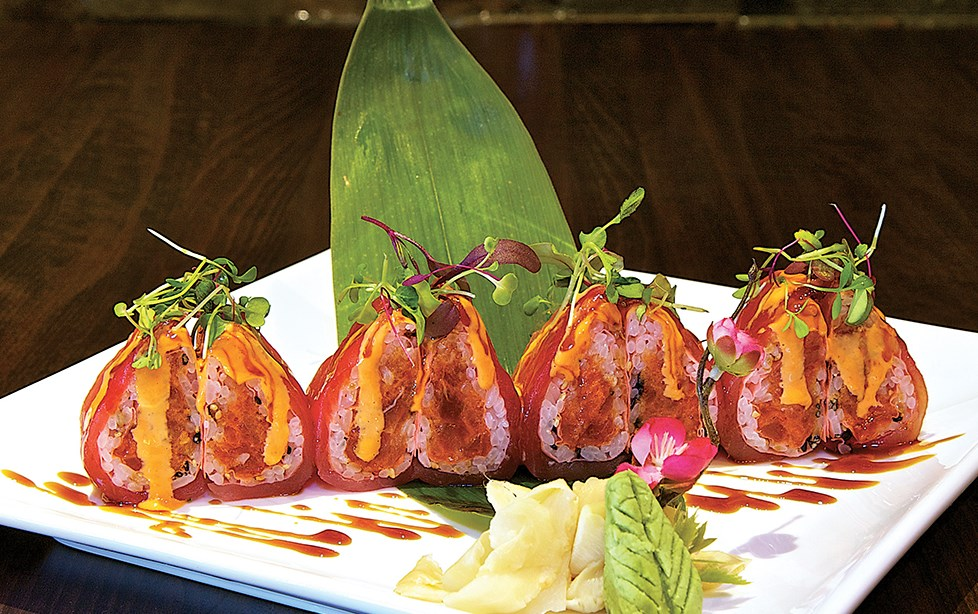 Product image for Sweet Mango Sushi & Pan Asian Cuisine $20 For $40 Worth Of Japanese Cuisine