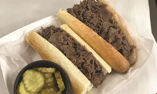 Product image for Steak & Hoagie Factory of Levittown $10 For $20 Worth Of Casual Dining