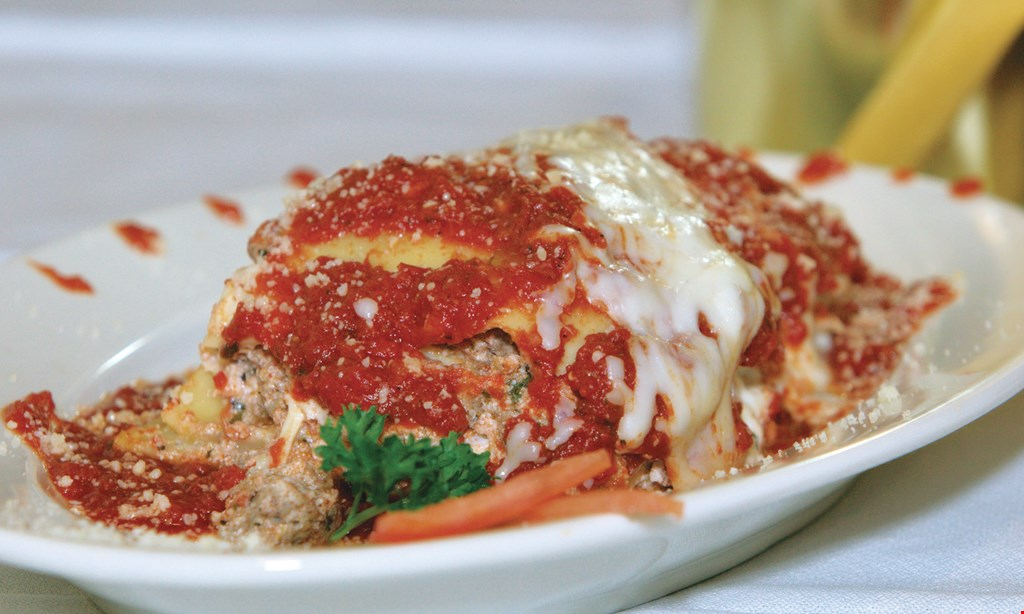 Product image for Portofino's Greek and Italian Restaurant $10 for $20 Worth of Delicious Greek & Italian Cuisine