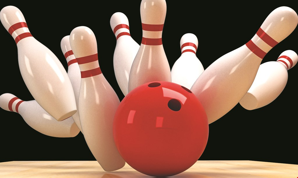 Product image for Cherry Grove Lanes $23.90 For 2 Hours Of Unlimited Bowling For 4 People With Rental Shoes & Unlimited Soda (Reg. $47.80)