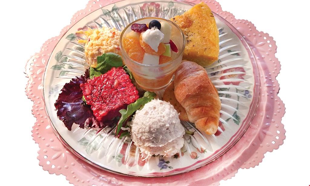 Product image for Mountain Oaks Tea Room $10 for $20 Worth of Food & Tea