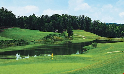 Product image for Hickory Ridge Golf Course $34 For Two 18-Hole Rounds Of Golf With Cart & 1 Large Bucket Of Balls (Reg. $68)