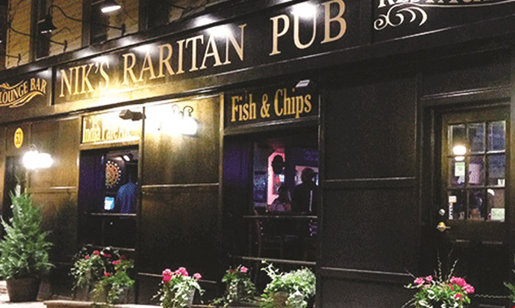Product image for Nik's Raritan Pub $15 For $30 Worth Of Casual Dining