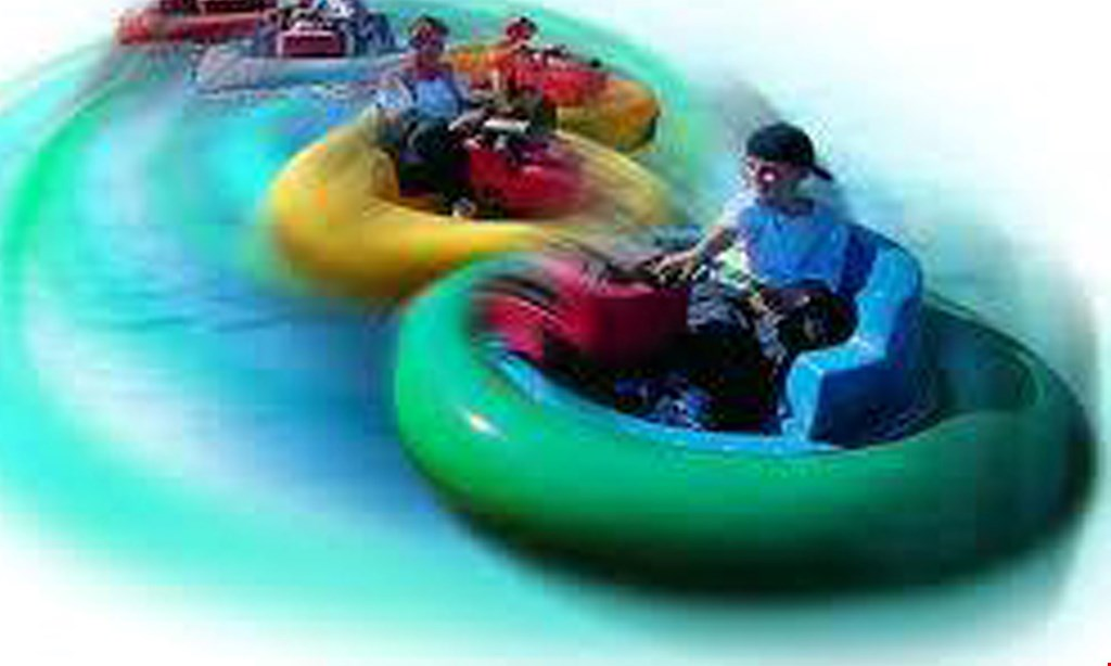 Product image for Riverview Recreation $30 For 3 Hours Of Unlimited Use Of Go Karts, Bumper Boats & Miniature Golf For 2 (Reg. $60)