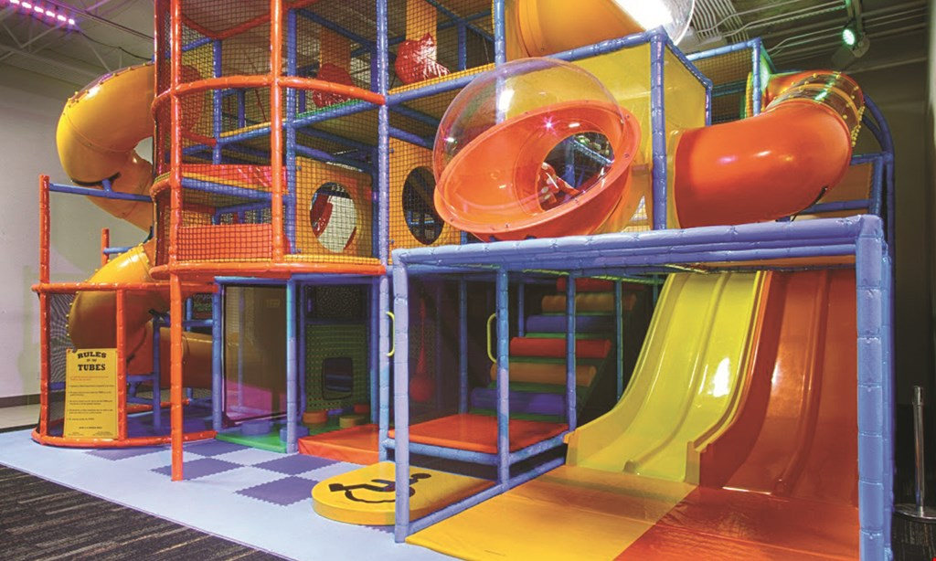 Product image for Urban Air Adventure Park $24.99 For 2 Admissions For 2.5 Hours (Reg. $49.98)
