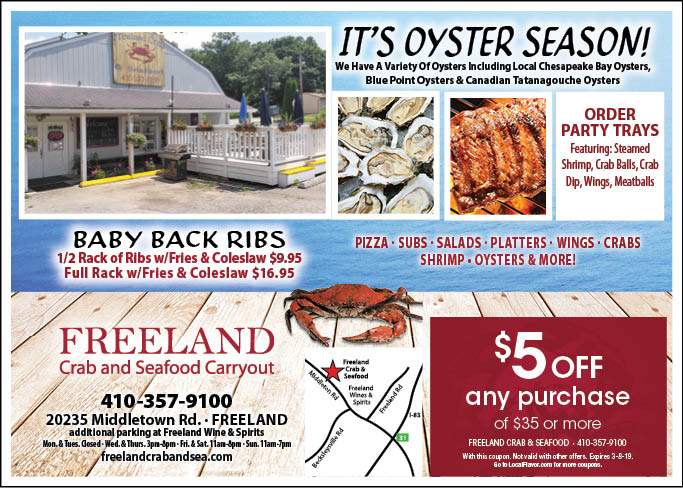 Travellers who viewed Freeland Crab & Seafood also viewed