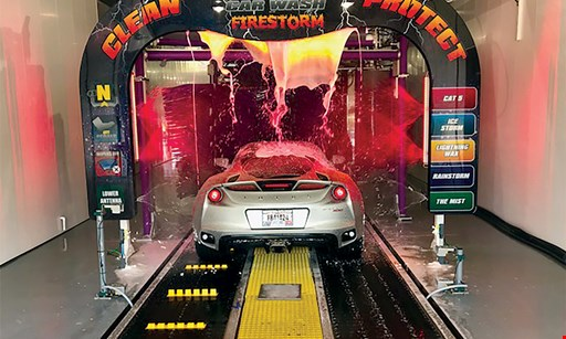 Product image for Storm Car Wash $22 For $45 Worth of Car Wash Services