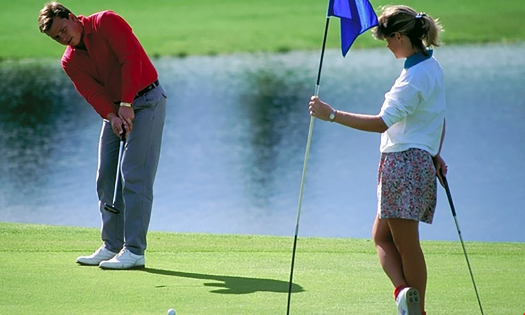 Product image for Pinnacle Golf Course $30 For 18 Holes Of Golf, Greens Fees & Cart For 2 (Reg. $60)