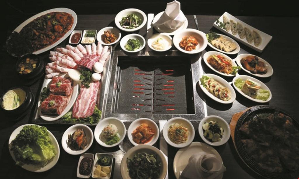 Product image for Blue Finn Korean BBQ $15 For $30 Worth Of Korean BBQ