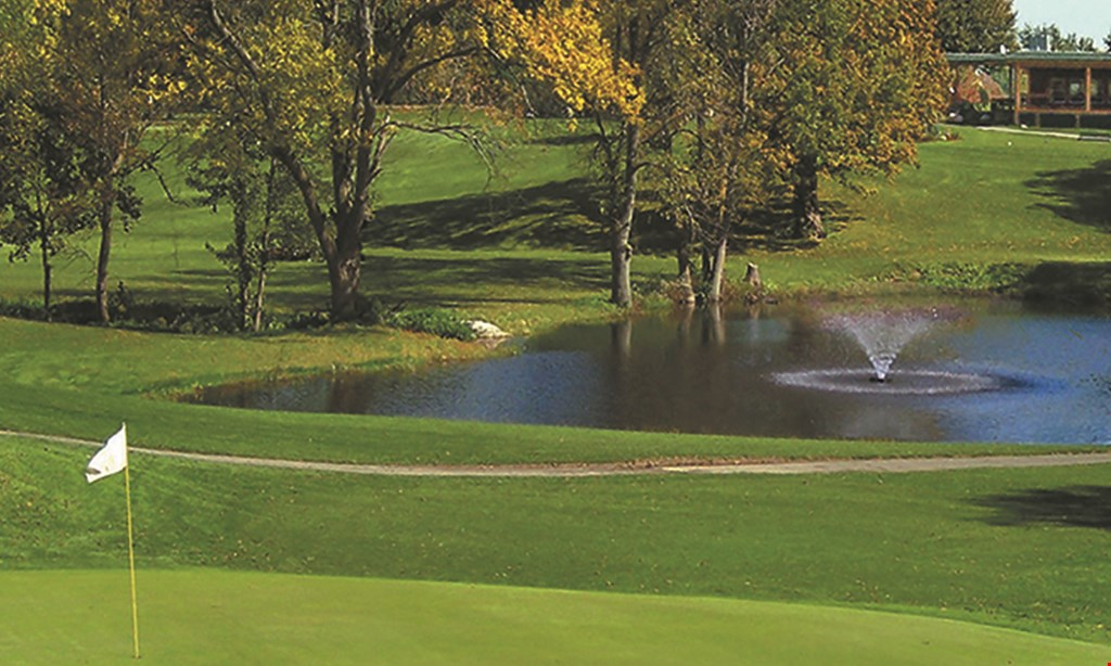 Product image for Leroy Country Club $25 For 18 Holes Of Golf For 2 With Cart (Reg. $50)