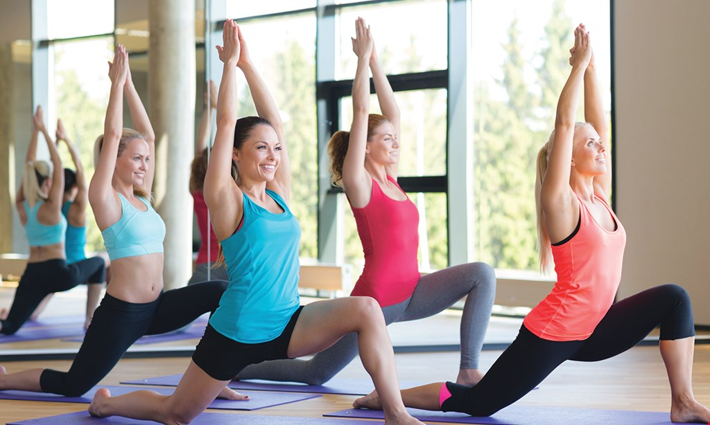 Product image for Studio 619 $15 For 2 Class Passes - Choose From Cycle, Barre or Yoga (Reg. $30)