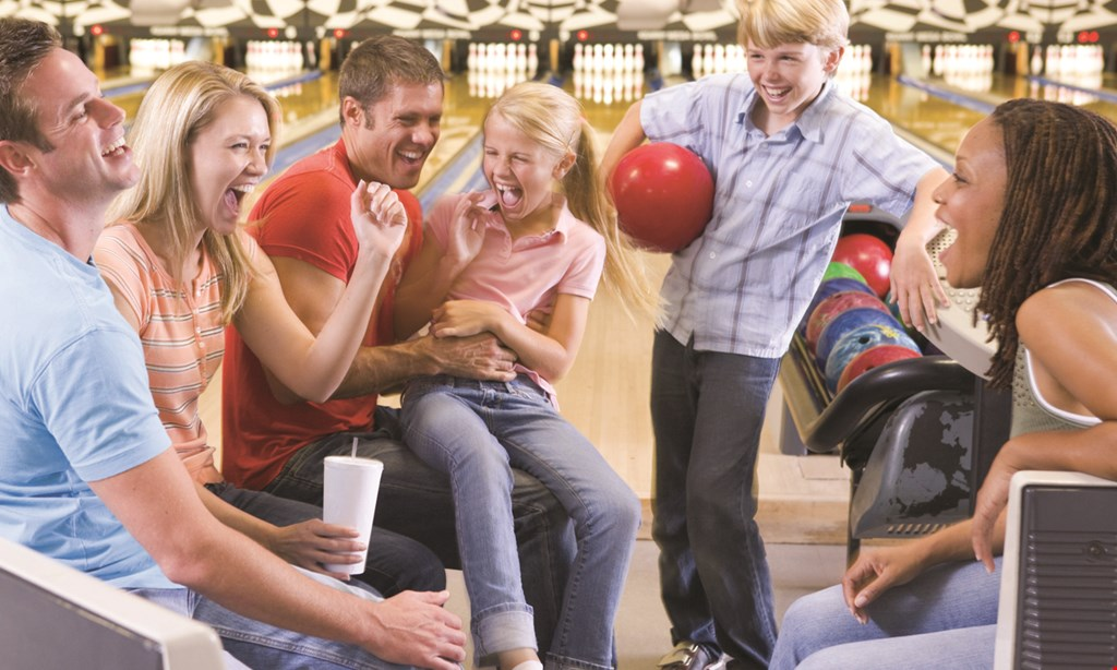 Product image for Sunshine Bowling Center $15 For $30 Worth Of Family Fun