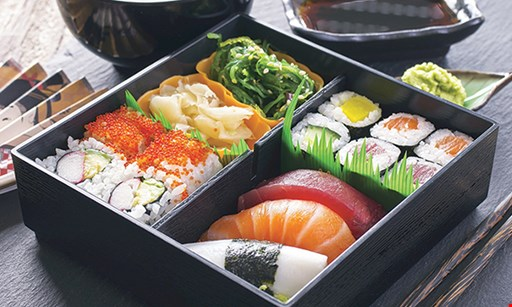 Product image for Tomo Japanese Restaurant $10 for $20 Worth of Mouth-Watering Sushi