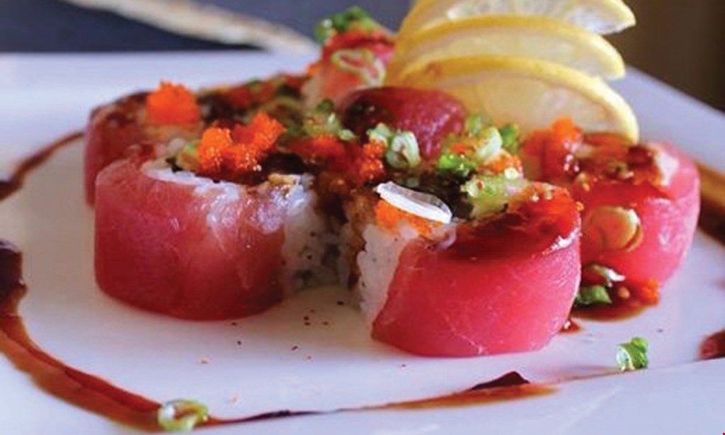 Product image for Tomo Japanese Restaurant $15 for $30 Worth of Mouth-Watering Sushi