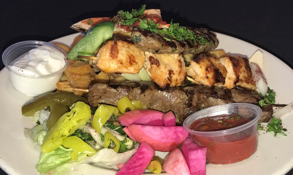 Product image for Beirut Restaurant and Spirits $100 For $200 Worth Of Lebanese & Mediterranean Cuisine