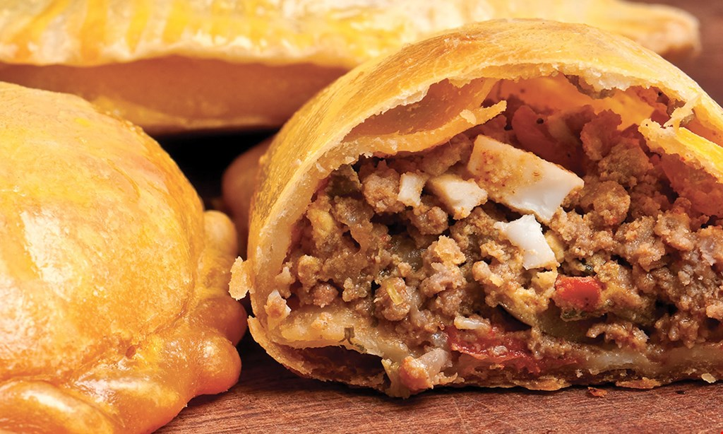 Product image for Empanadas $10 For $20 Worth Of Puerto Rican Take-Out Food