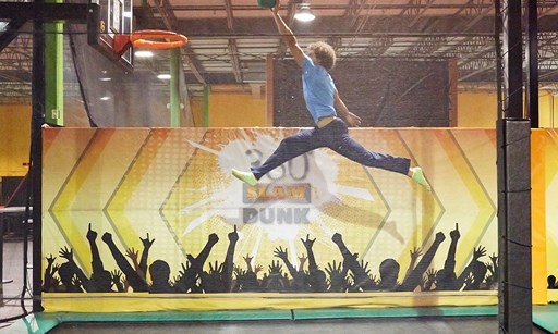 Product image for Rockin' Jump Buffalo Grove $15 For 1-Hour Jump Passes For 2 (Reg. $30)