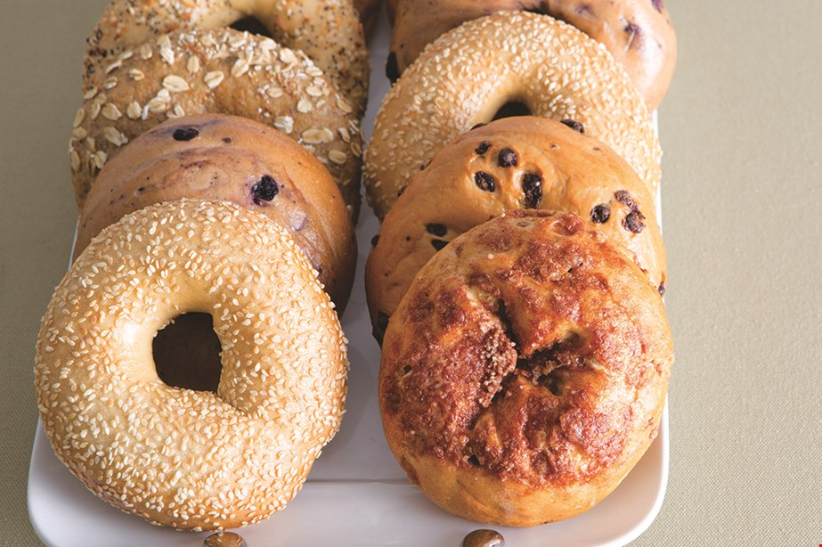 Product image for Bagel 1 $15 For $30 Worth Of Bagels, Sandwiches & More