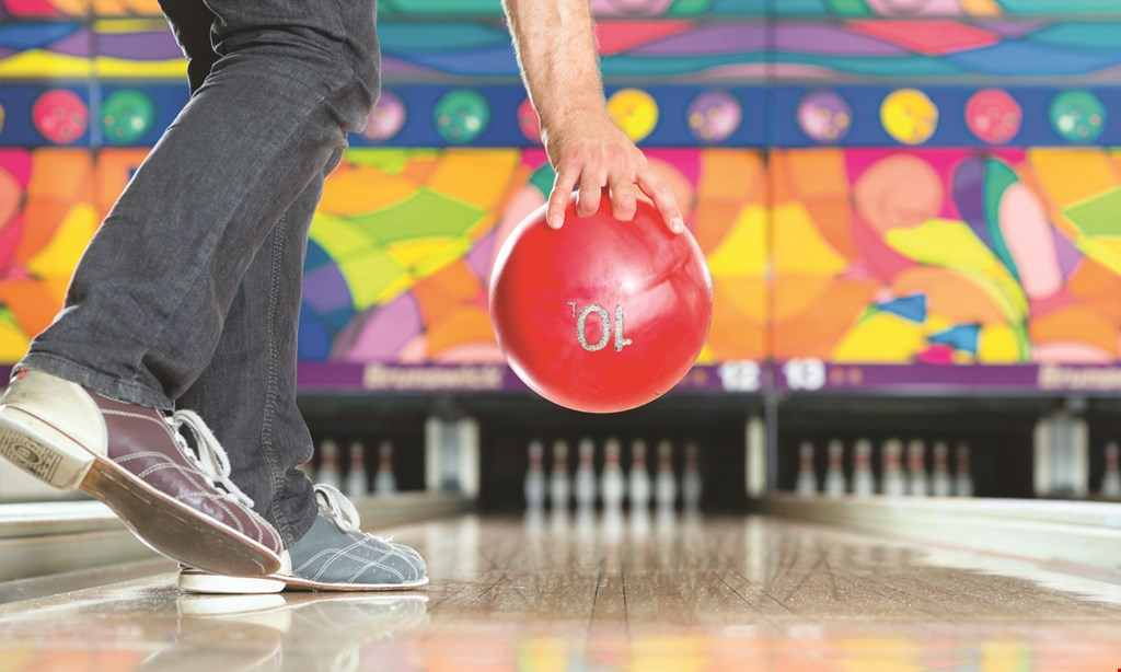 Product image for Arterial Lanes $18 For 2 Games Of Bowling For 4 People With Shoes  (Reg. $36)