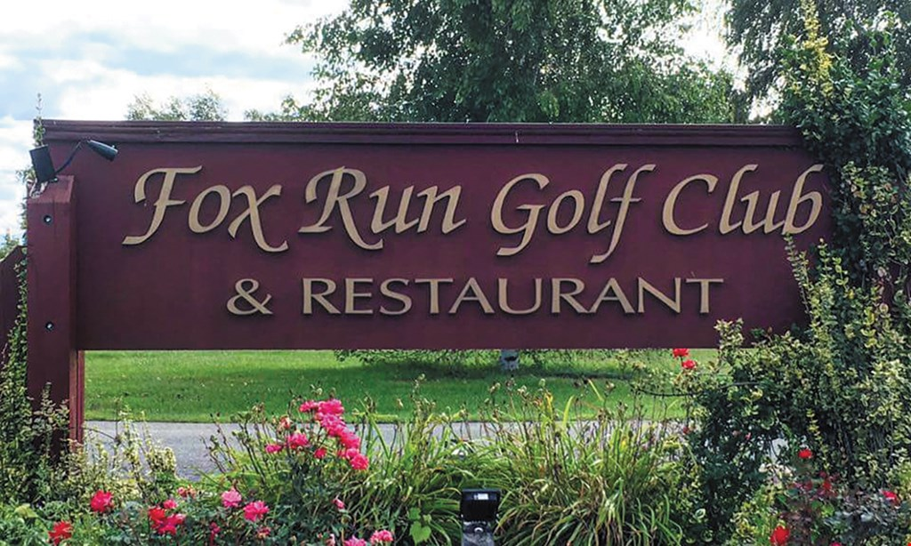 Product image for Fox Run Golf Club $100 For 18 Holes Of Golf For 4 With Carts & Range Balls (Reg. $200)