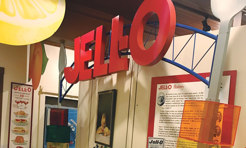 Product image for Jello O Gallery ( Buffalo ) $10 For Admission For 4 People (Reg. $20)