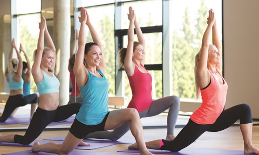 Product image for Ignite Yoga & Wellness of York $60 For A 10 Class Yoga Card (Reg. $120)