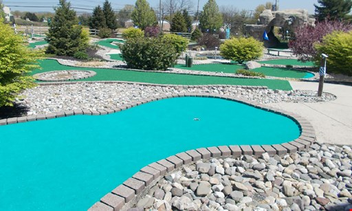 Product image for Spring Hill Golf & Batting Cages $14 For A Round Of Mini Golf For 4 (Reg. $28)