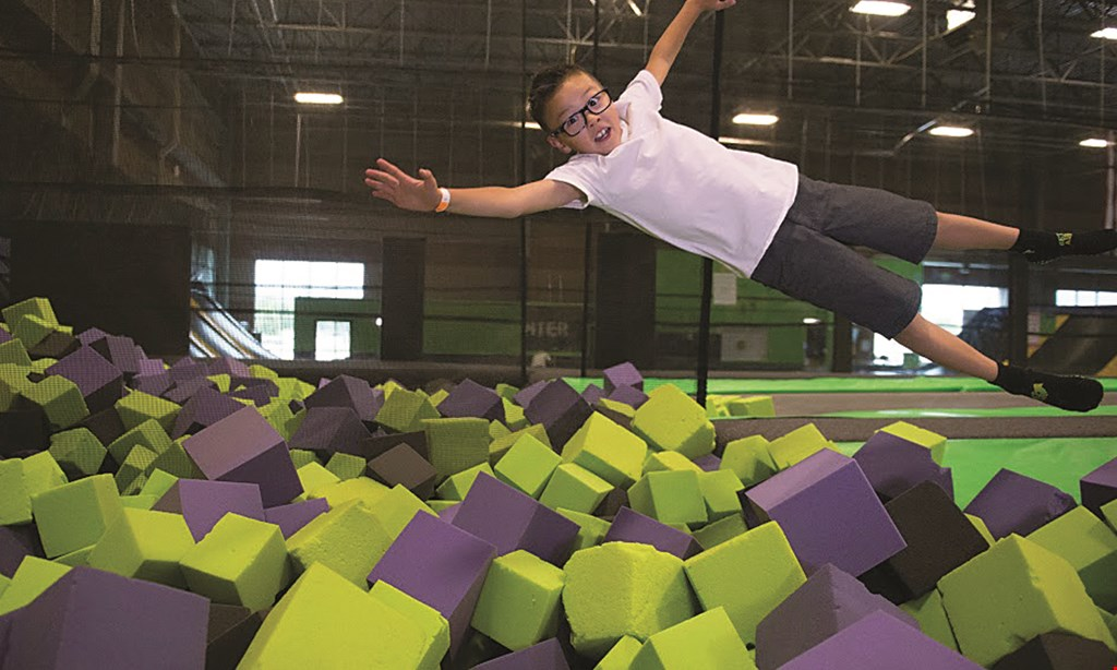 Product image for Get Air Stamford $12 For 2 Hours Of Jump Time For 1 (Reg. $24)