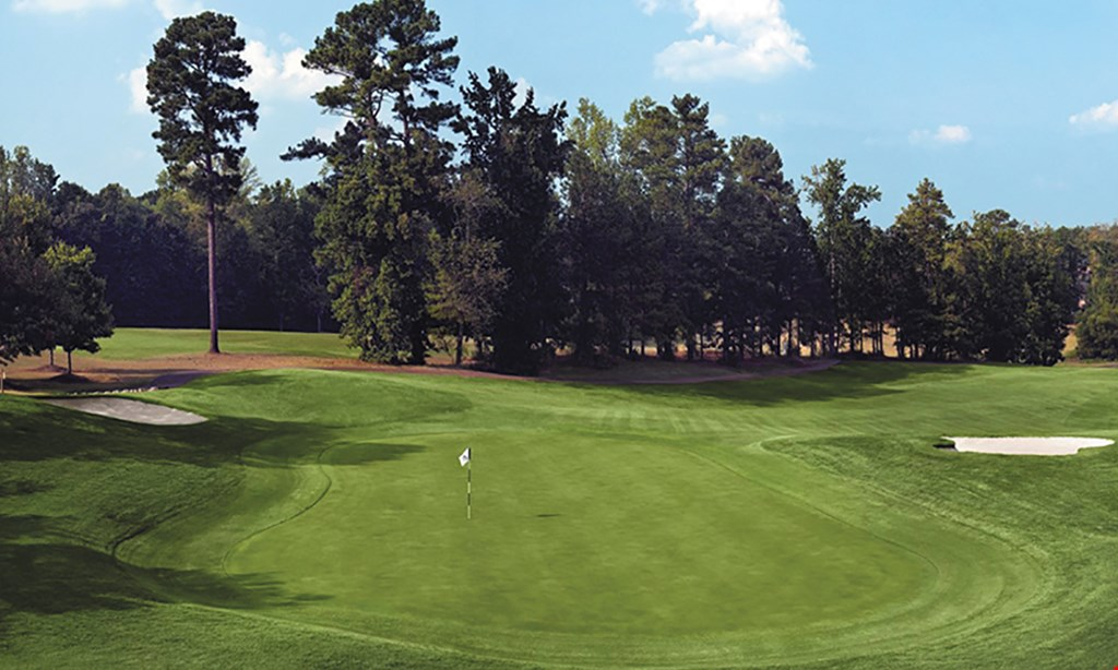 Product image for Trophy Club of Apalachee $55 For 18 Holes & Greens Fees For 2 People Including Cart (Reg. $110)