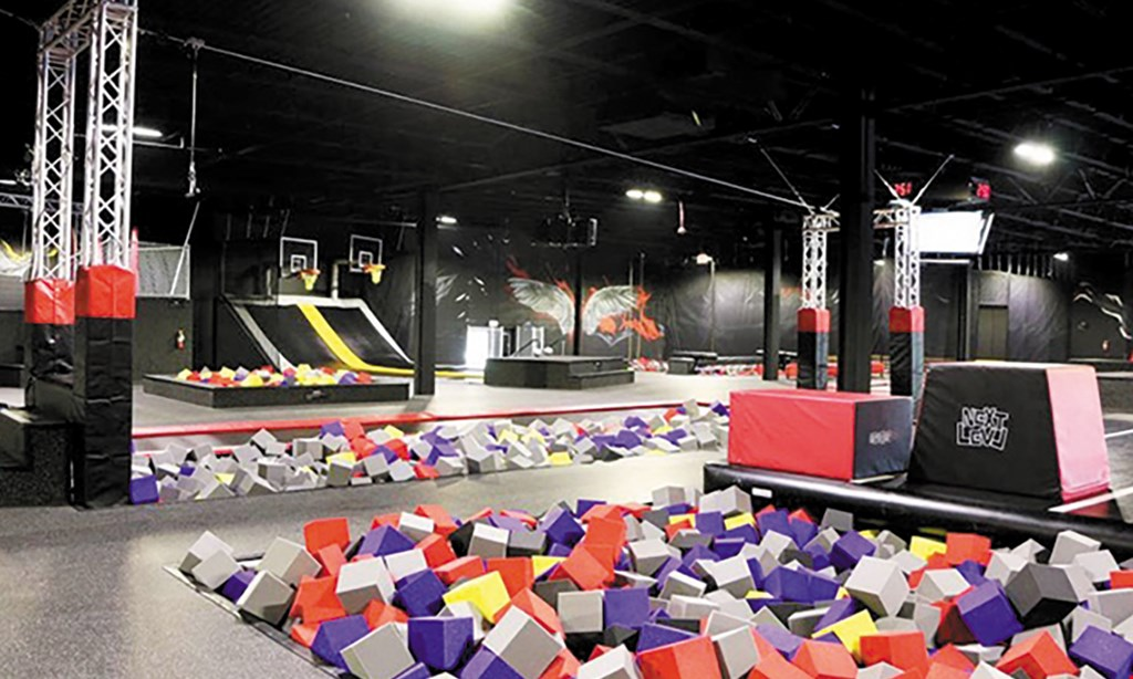 Product image for Defy Extreme Air Sports $18 For 2 Hours Of Jump Time For 1 Person (Reg. $36)