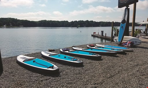Product image for Cannon Water Adventures $30 For A 2-Hour Rental Of Kayaks Or Paddleboards For 2 (Reg. $60)