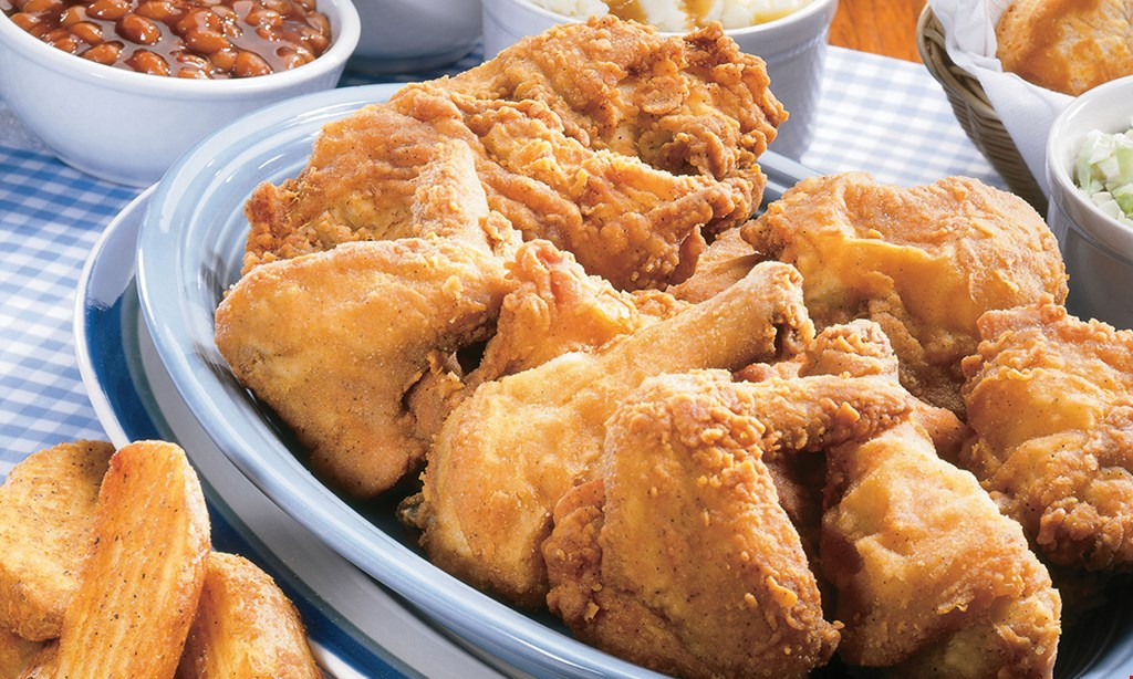 Product image for Lee's Famous Recipe Chicken Catering $10 For $20 Worth Of Famous Recipe Chicken & Sides