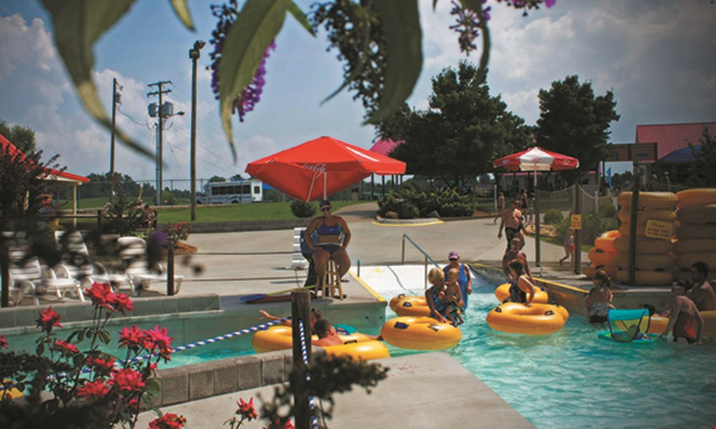 Product image for Venture River Water Park $26 For 2 Adult Admissions (Reg. $52)