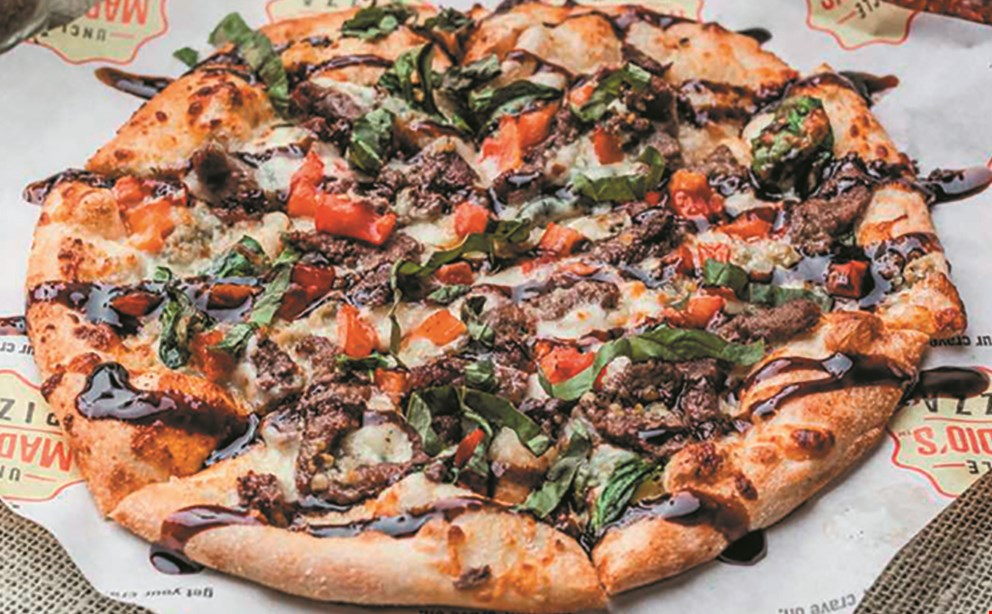 Product image for Uncle Maddio's Pizza $15 For $30 Worth Of Casual Dining