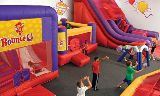Product image for BounceU $14.99 For 1 Bounce Session For 2 (Reg. $$29.98)