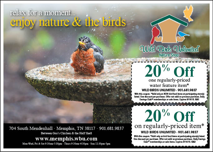all wild birds unlimited coupons