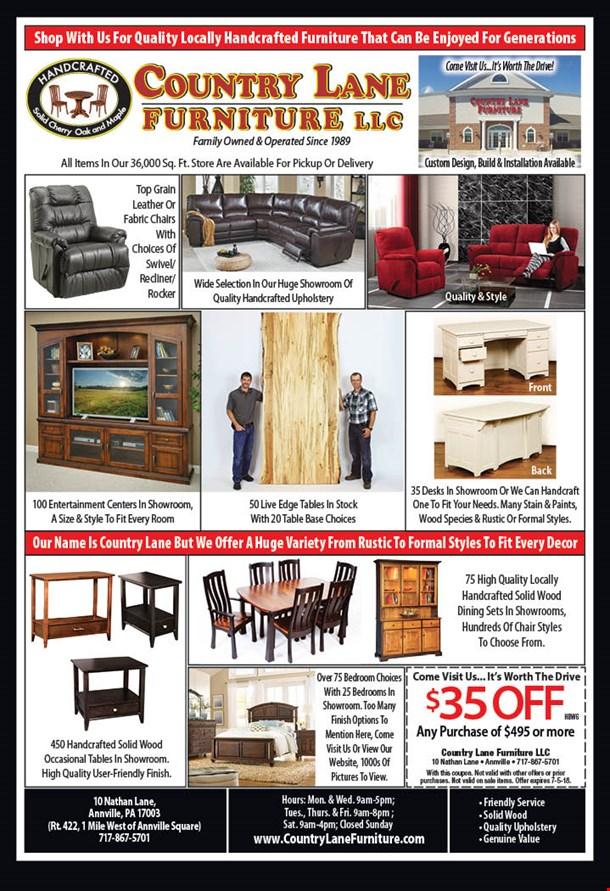 Country Lane Furniture Llc Annville Pa Ideas